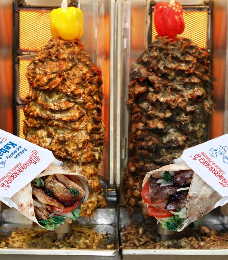 Ebeneezer's Kebab Machine